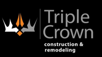 Triple Crown Construction & Remodeling Mobile Logo